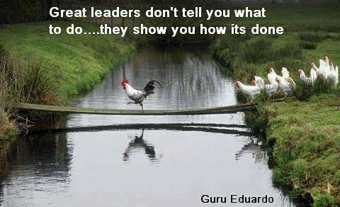 Pemimpin Yang Sukses? Cek Apakah Agan Termasuk
