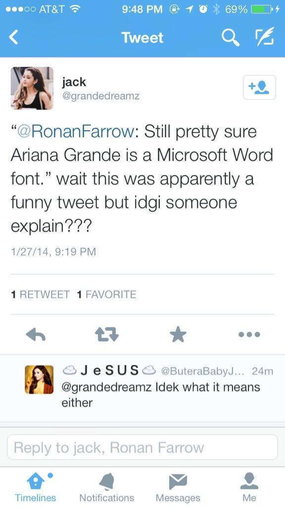 Ronan Farrow on Twitter \