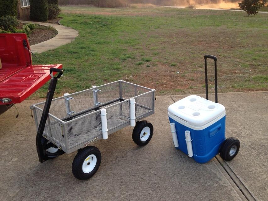 Joe Misenheimer On Twitter Got Our Cooler And Wagon - Coole Sportwagen