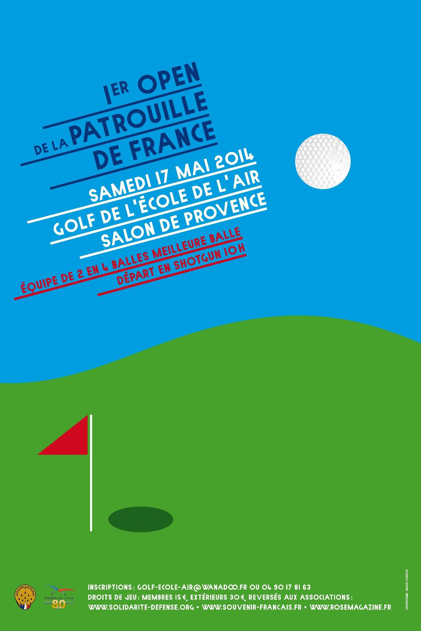 Golf Salon De Provence Patrouille De France Ensemble En Vol On Twitter