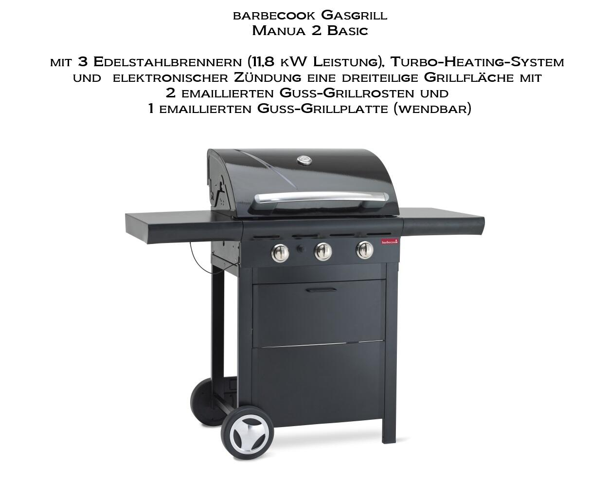 Grilltreff24 Mr Grill On Twitter Quotaktion Barbecook Manua 2 Basic Im