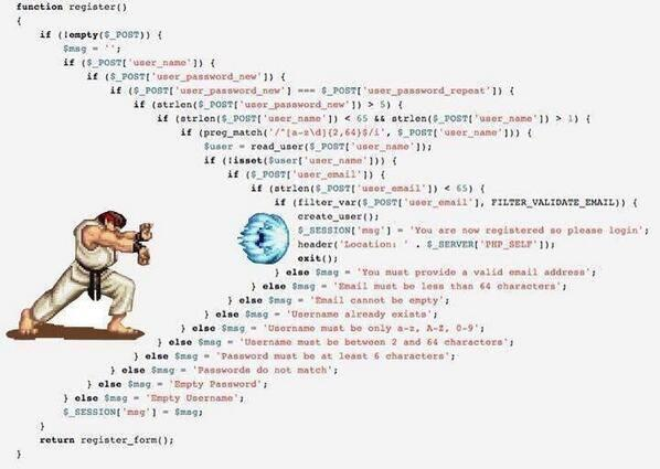 Code Indentation - Street Fighter Style random Pinterest - entry level resume examples
