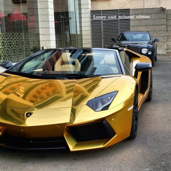 Dubai Police Car Wallpapers Diamond Cars On Twitter Quot Gold Plated Aventador💰💰 Http T