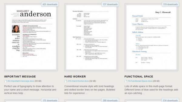 Lifehacker on Twitter \ - make free resume