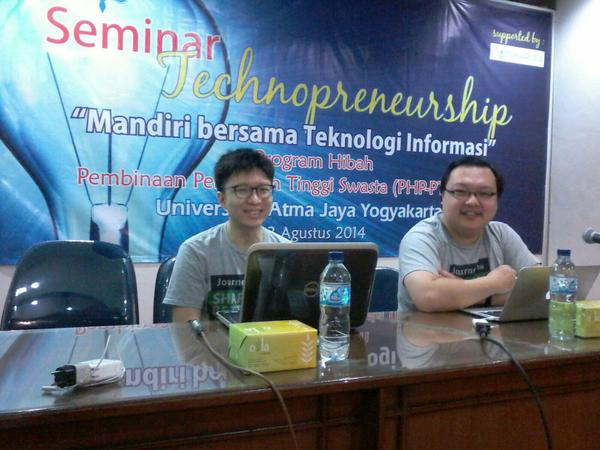 seminar technopreneurship