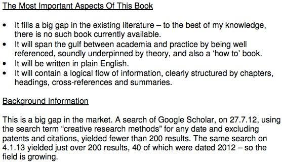 Book Proposal Sample 11+ Advertising Proposal Sample Proposal - book proposal sample