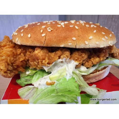 Medium Crop Of Kfc Zinger Sandwich