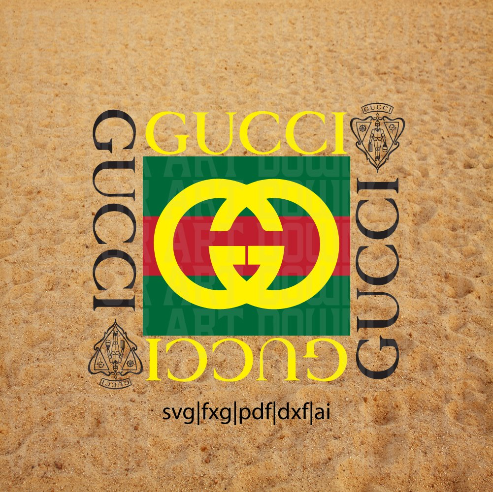 Etsy Vintage Gucci Vectorartdownloads On Twitter