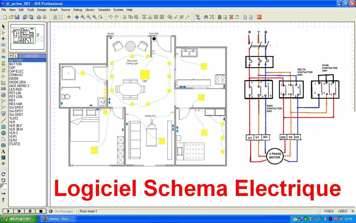 pbs 3 schema cablage