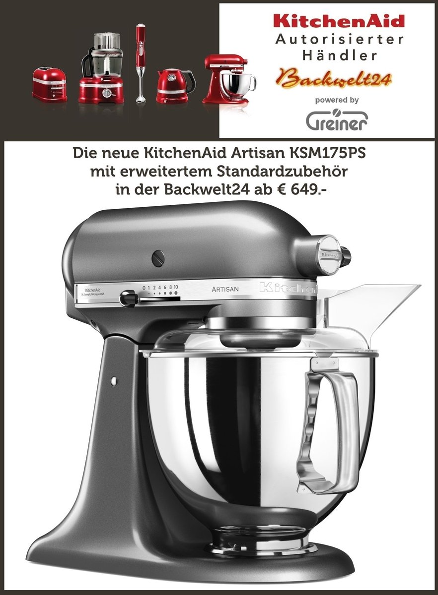 Kitchenaid Küchenmaschine Angebot Mr Kitchenaid On Twitter