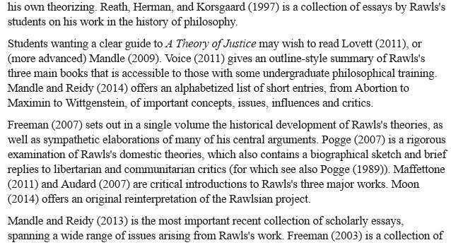 Thomas Gregersen on Twitter \ - Short Essays To Read