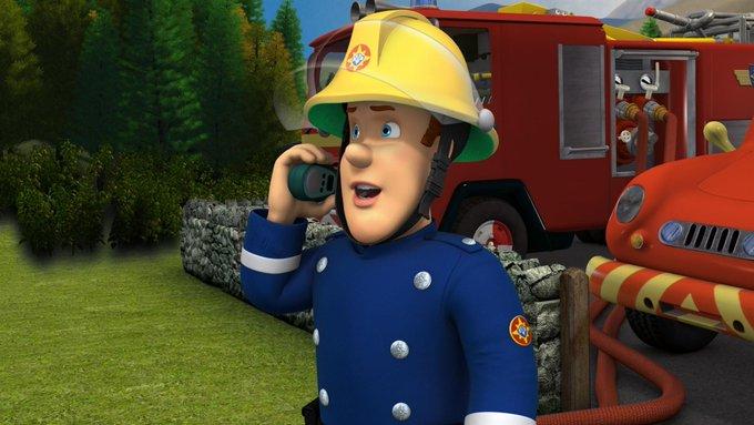 Fireman Sam 3d Wallpaper ドイツ語圏の子供番組 Togetter