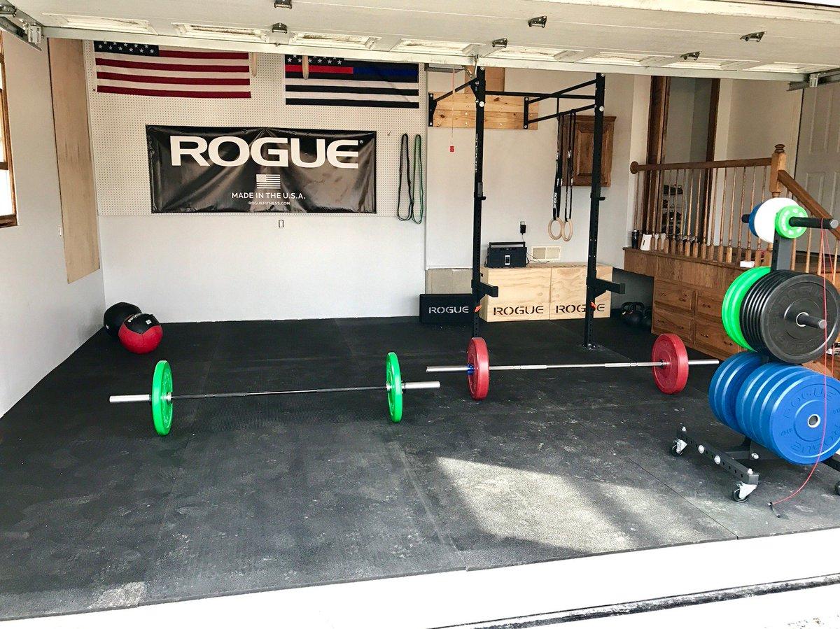 Crossfit packages reps garage package crossfit equipment