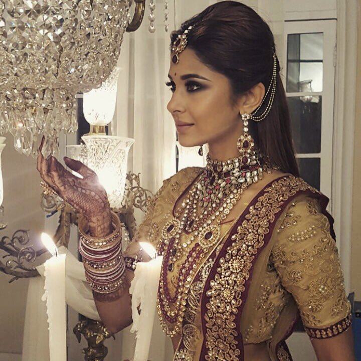 Punjabi Boy And Girl Wallpaper Jennifer Winget On Twitter Quot Really Gone All Out With The
