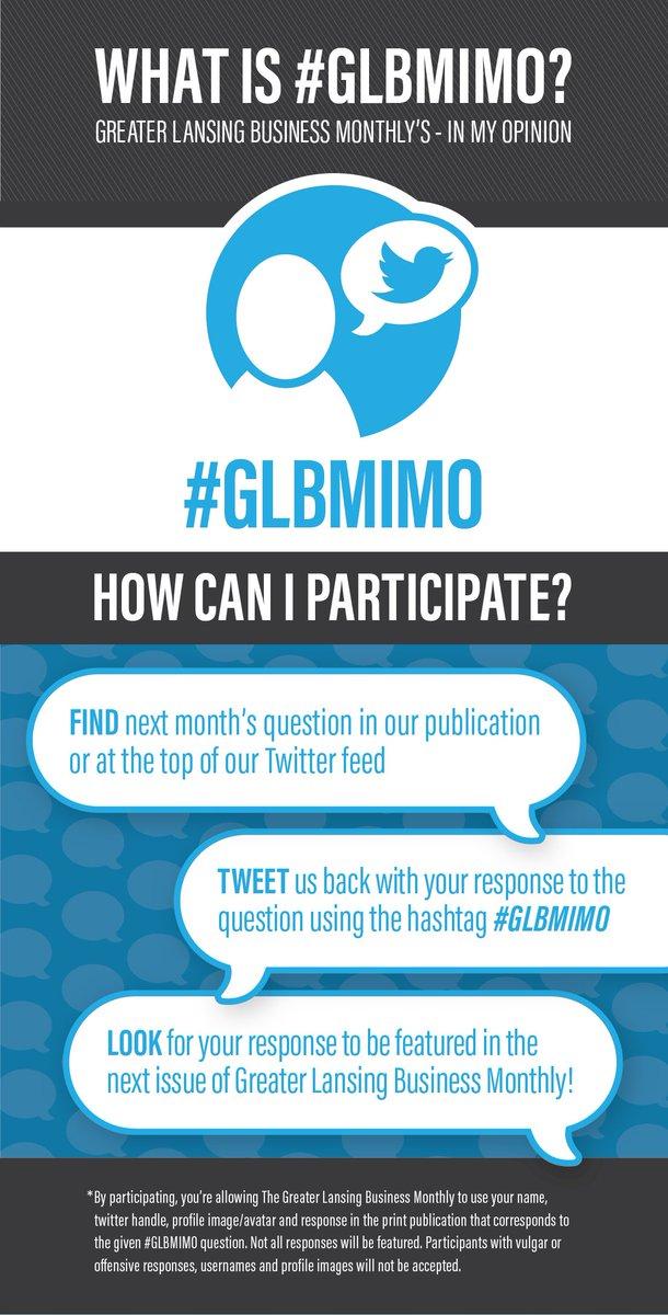 GLBM (@lansingbizmo) Twitter