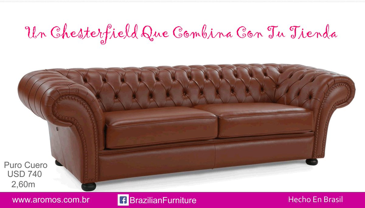 Sillones Y Sofas De Cuero Furniture Brazil On Twitter