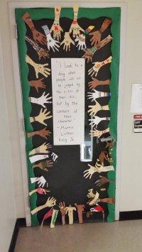Black History Door Decorating Contest ...