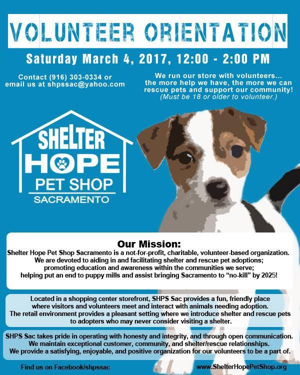Shelter Hope (@shelter_hope) Twitter - sac shelter