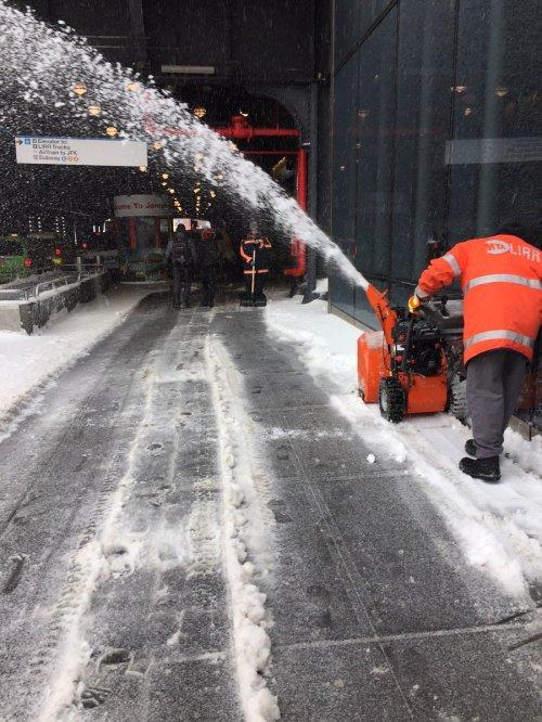 Medium Of Used Snow Blowers