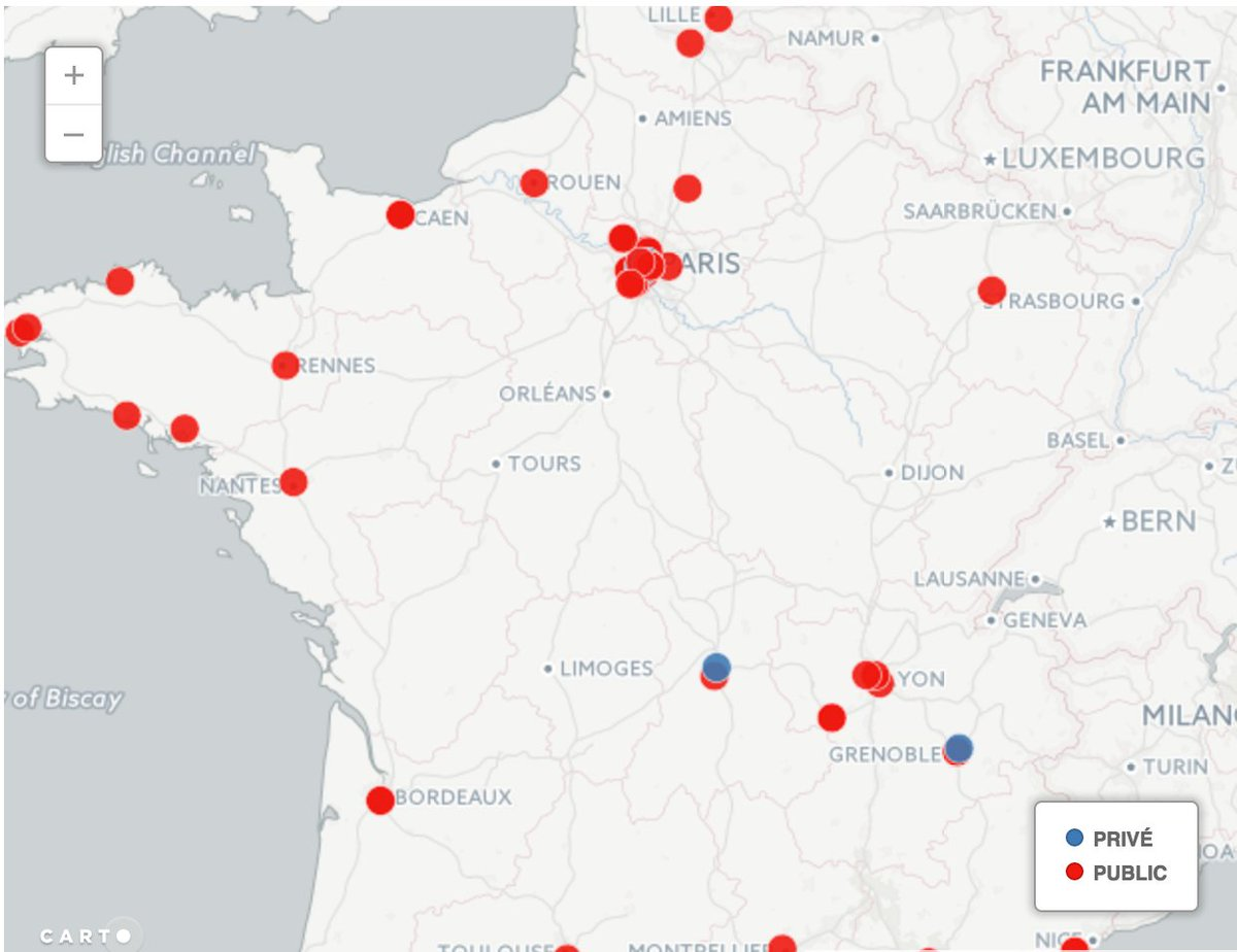 Caen France Carte Zelros Ai On Twitter