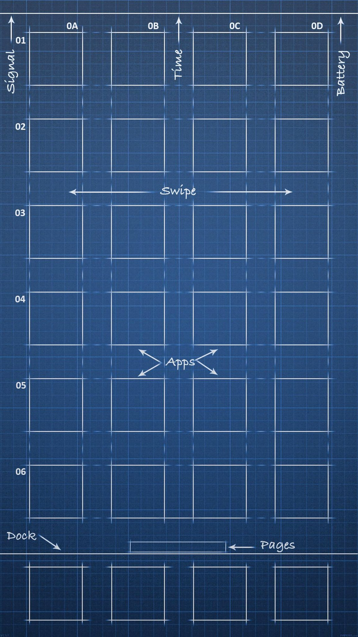 Iphone X Blueprint Wallpaper Marques Brownlee On Twitter Quot This Iphone Wallpaper So