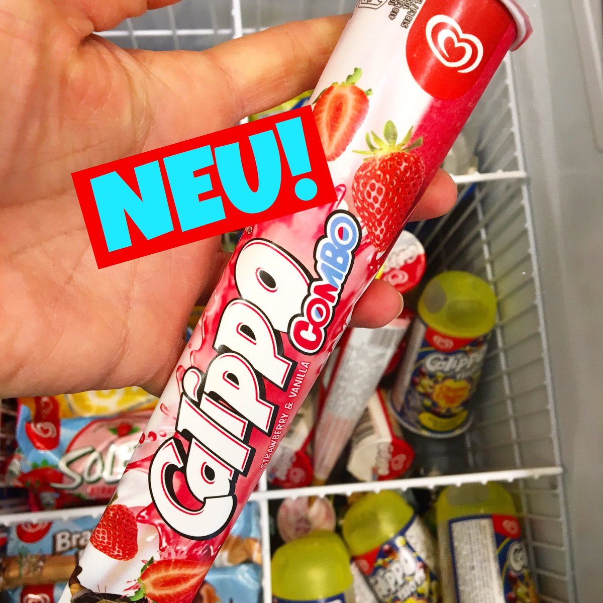 Calippo Eis Foodnewsgermany On Twitter