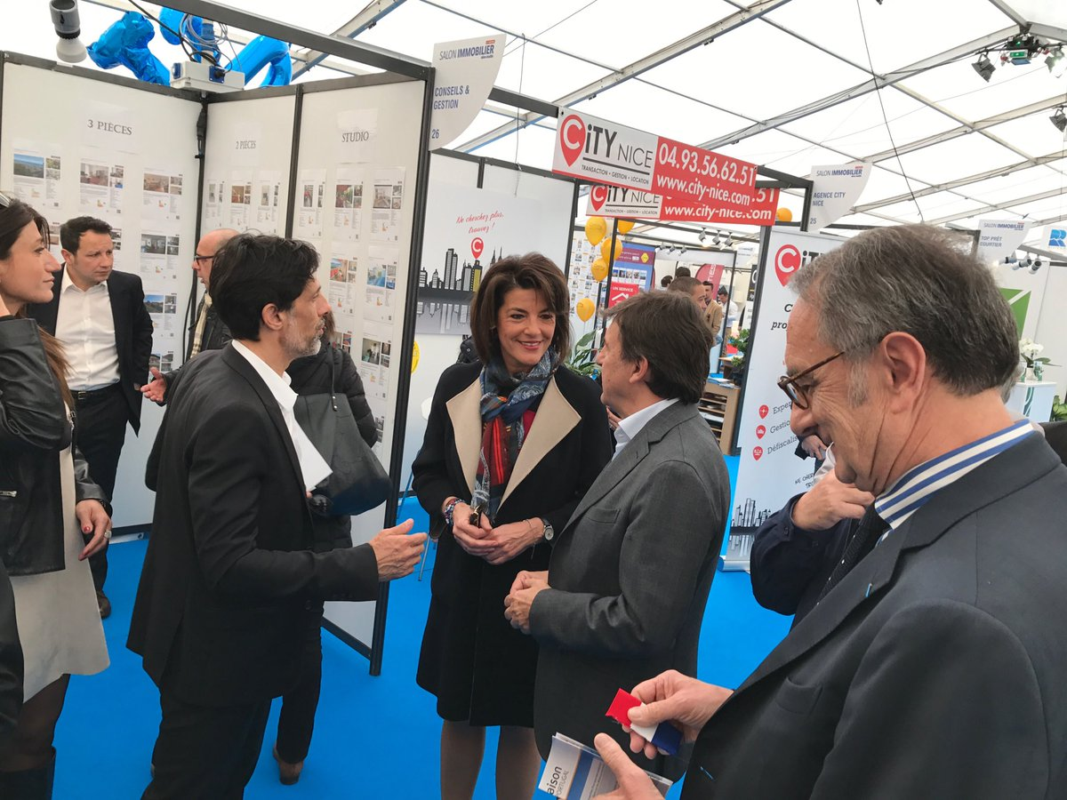 Salon De L Immobilier 2017 D Estrosi Sassone On Twitter