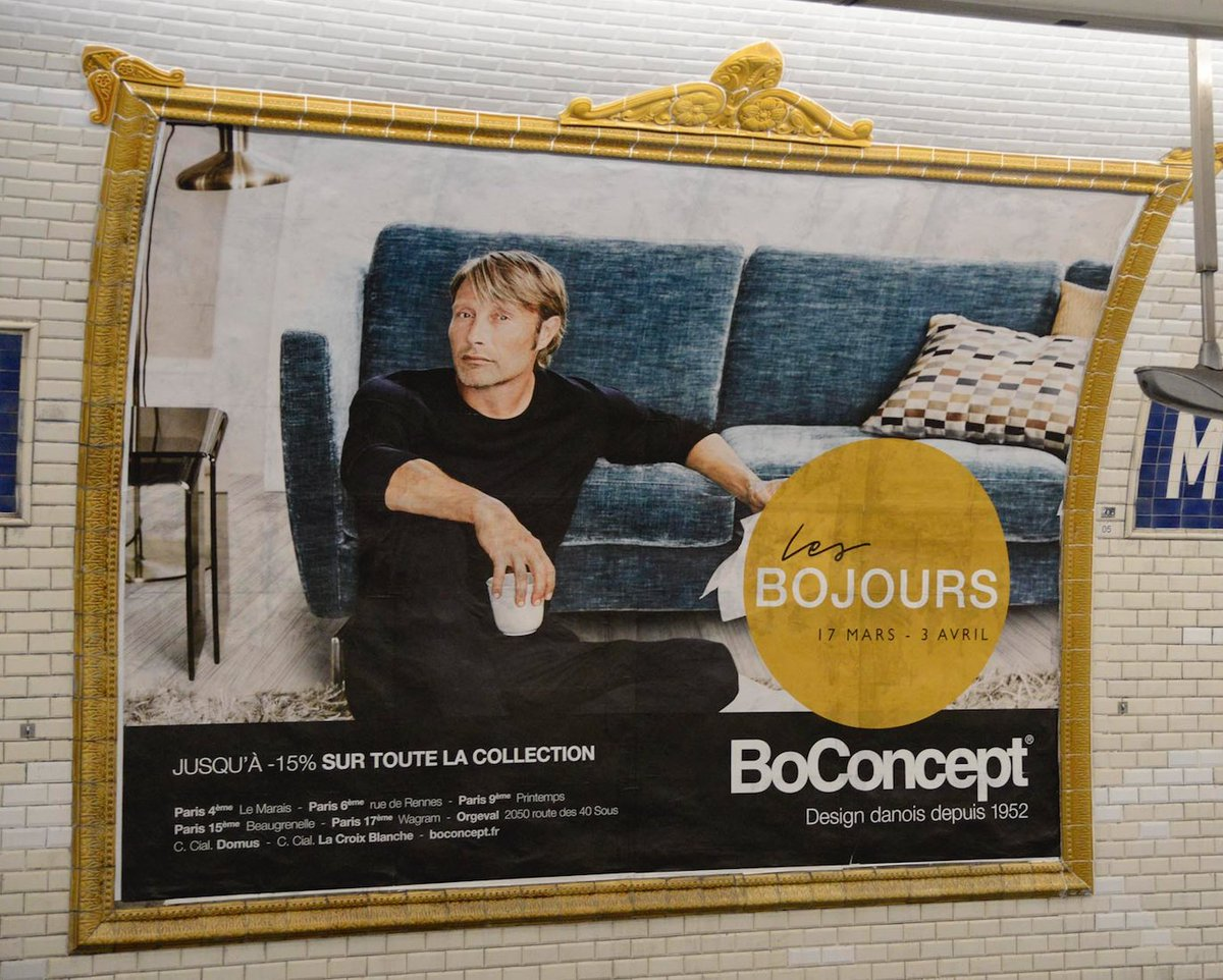 Boconcept Beaugrenelle Nicolas Couvret On Twitter
