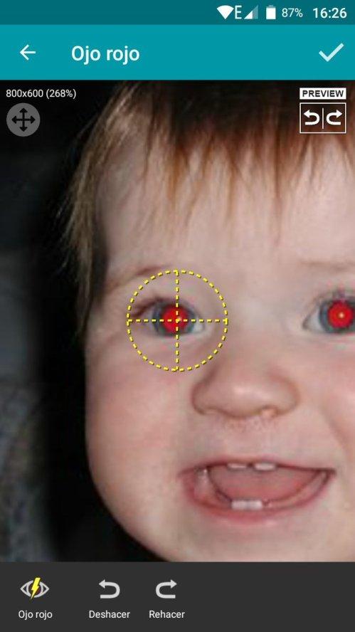 Medium Of Red Eye Remover