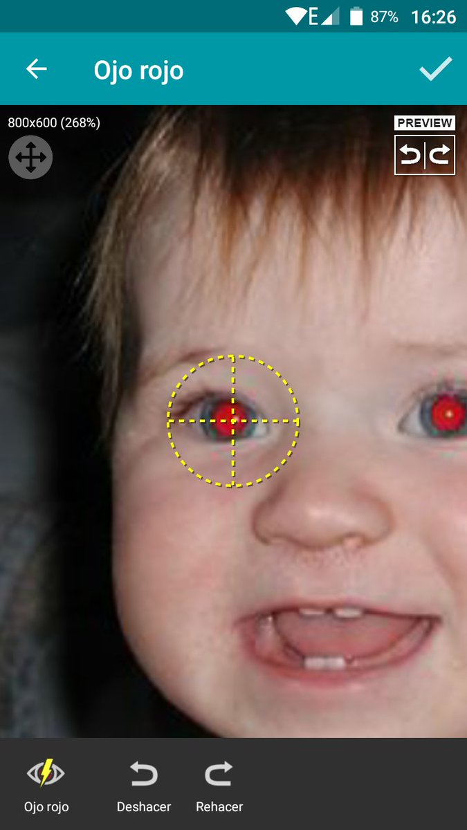 Large Of Red Eye Remover