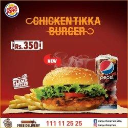 Indulging Burger King Pakistan On Your Only Piping Thick Burger King Twitter Ny Burger King Twitter 2 A Drink Piping Thick Cutfrench Fries Burger King Pakistan On