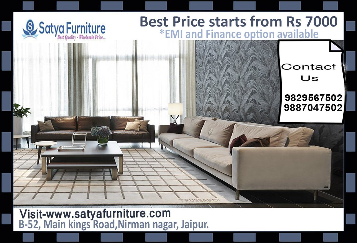 Satya Furniture On Twitter