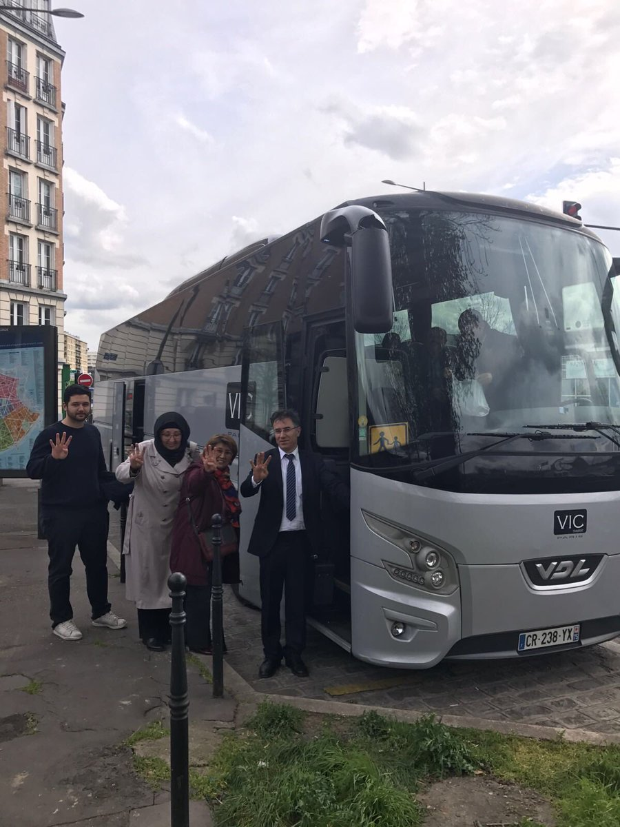 Paris Bourges Bus Ak Parti Paris Skm On Twitter