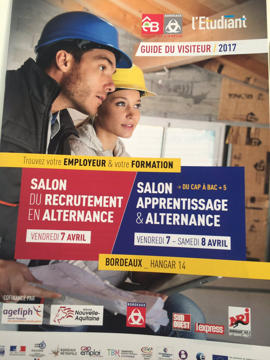 Salon Alternance Bordeaux L Etudiant Salons On Twitter