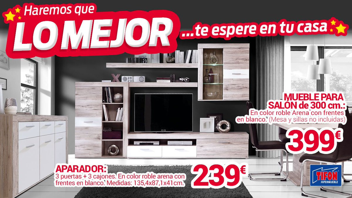 Tiffon Muebles Tifon Hipermueble On Twitter