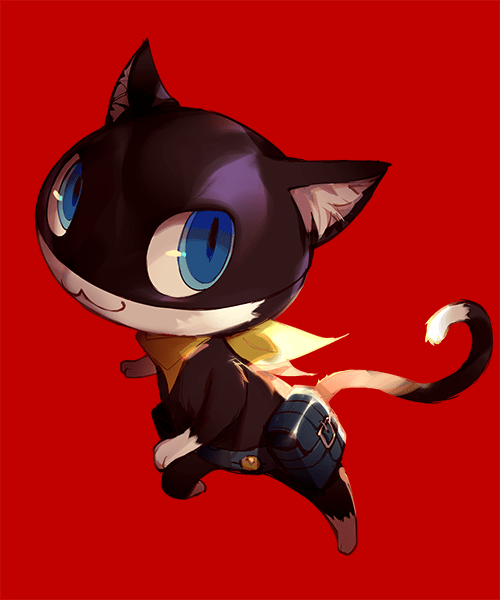 Persona 5 Wallpaper Morgana Cute Amazing Persona 5 Avatar Fanart Will Steal Your Heart
