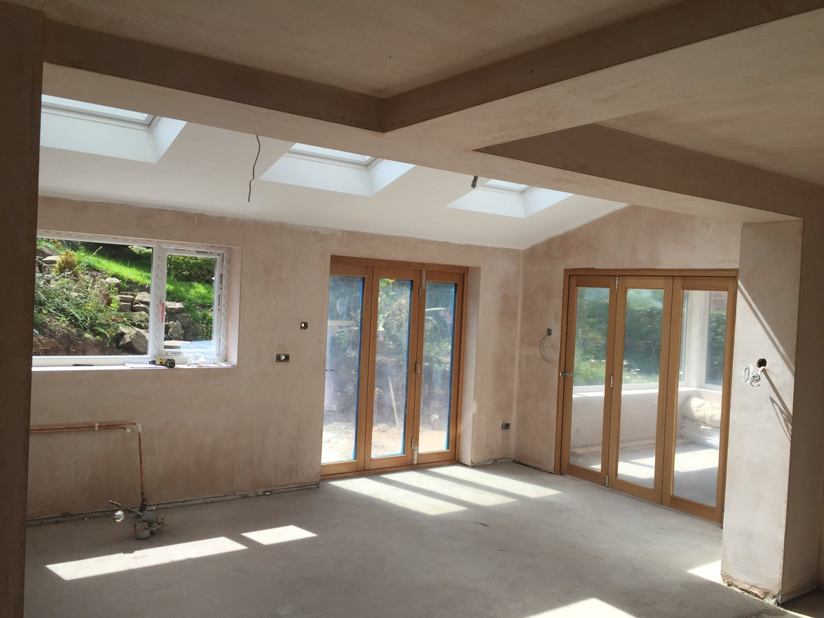 Kitchen Extensions With Velux Windows Jlr Construction On Twitter