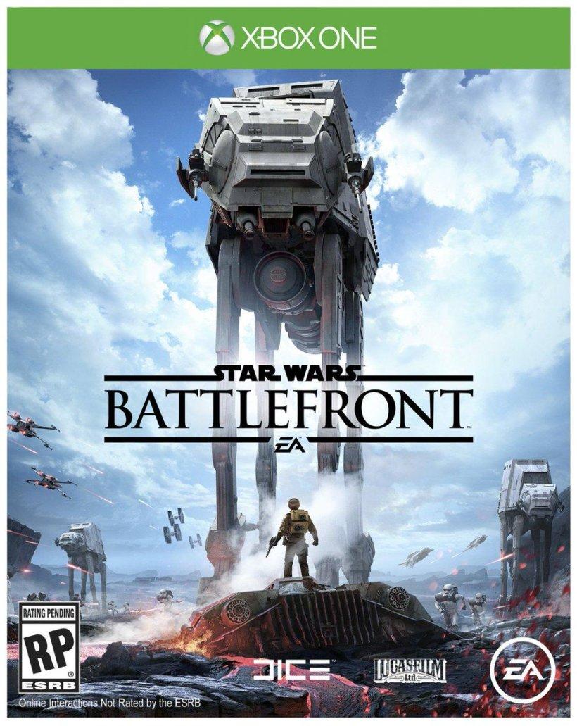 portada de Star Wars Battlefront
