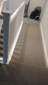 "ARC Flooring on Twitter: ""Stylish black and white striped ..."