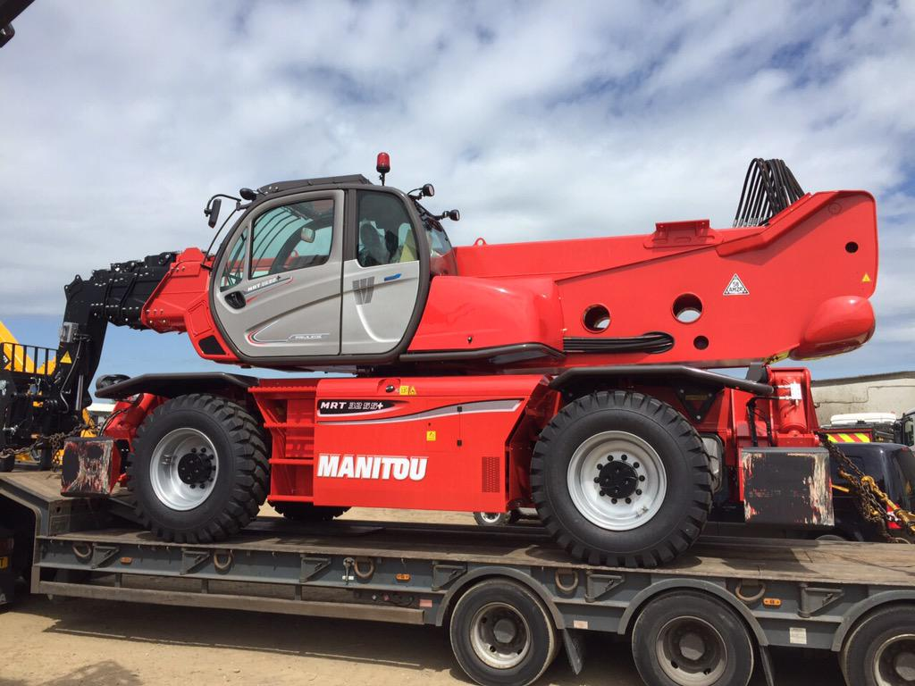 Plc Kopen Fork Rent Plc On Twitter Quotfirst Manitou 3255 Roto In The