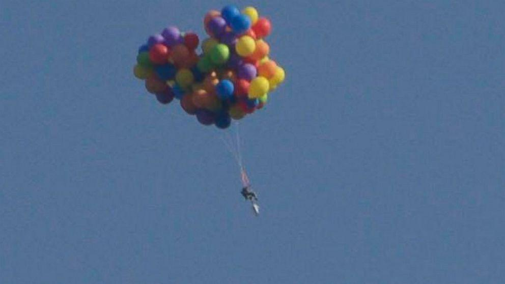 The Balloon Man Latest News Breaking Headlines And Top
