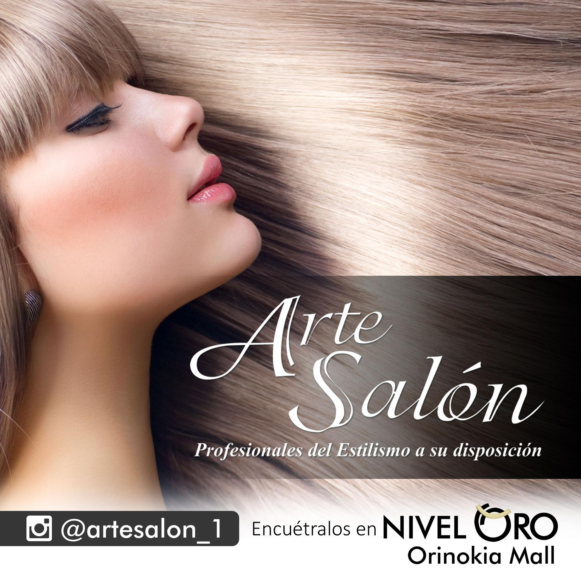Arte Salon Orinokia Orinokia Mall On Twitter