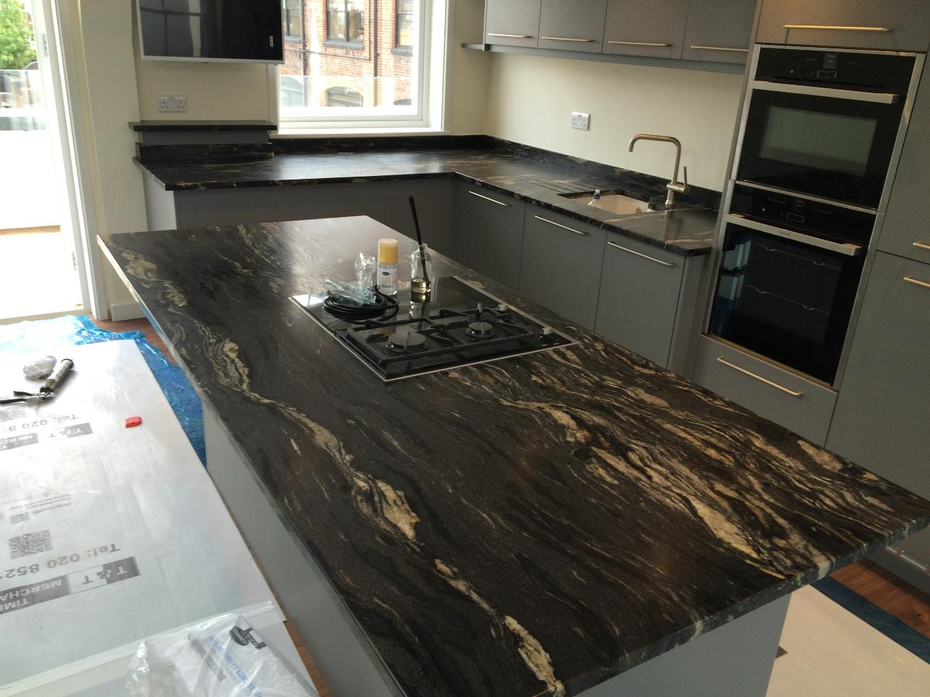 Black Titanium Granite Countertops Rossi Stone On Twitter Quotfit Of The Day 12 08 15 Cosmic