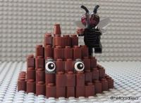 "Masha on Twitter: ""Look, I made a (LEGO) poop! #LEGO # ..."