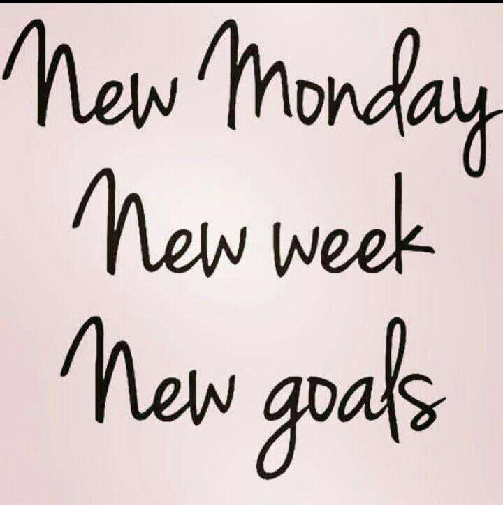 Start Your Week Strong! Happy Monday