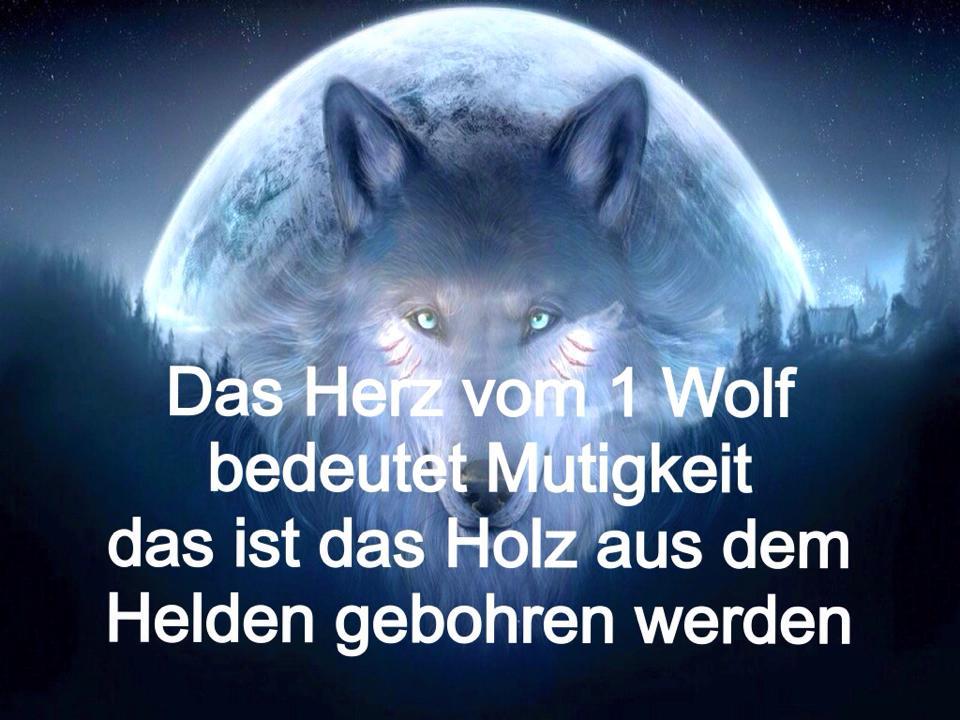Lone Wolf Wallpaper Quote Spr 252 Che Mit Bilder On Twitter Quot Das Herz Vom 1 Wolf Https