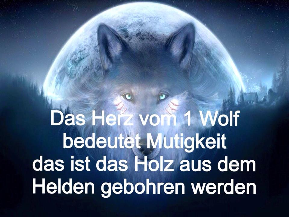 Lone Wolf Wallpaper Quote Spr 252 Che Mit Bilder On Twitter Quot Das Herz Vom 1 Wolf Https