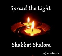 Share some light. look here for your local #shabbat candle ...