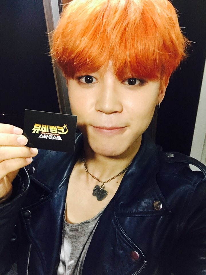 How To Change The Wallpaper On Iphone Picture Kbs2stardust Posted A Picture Of Jimin 151213