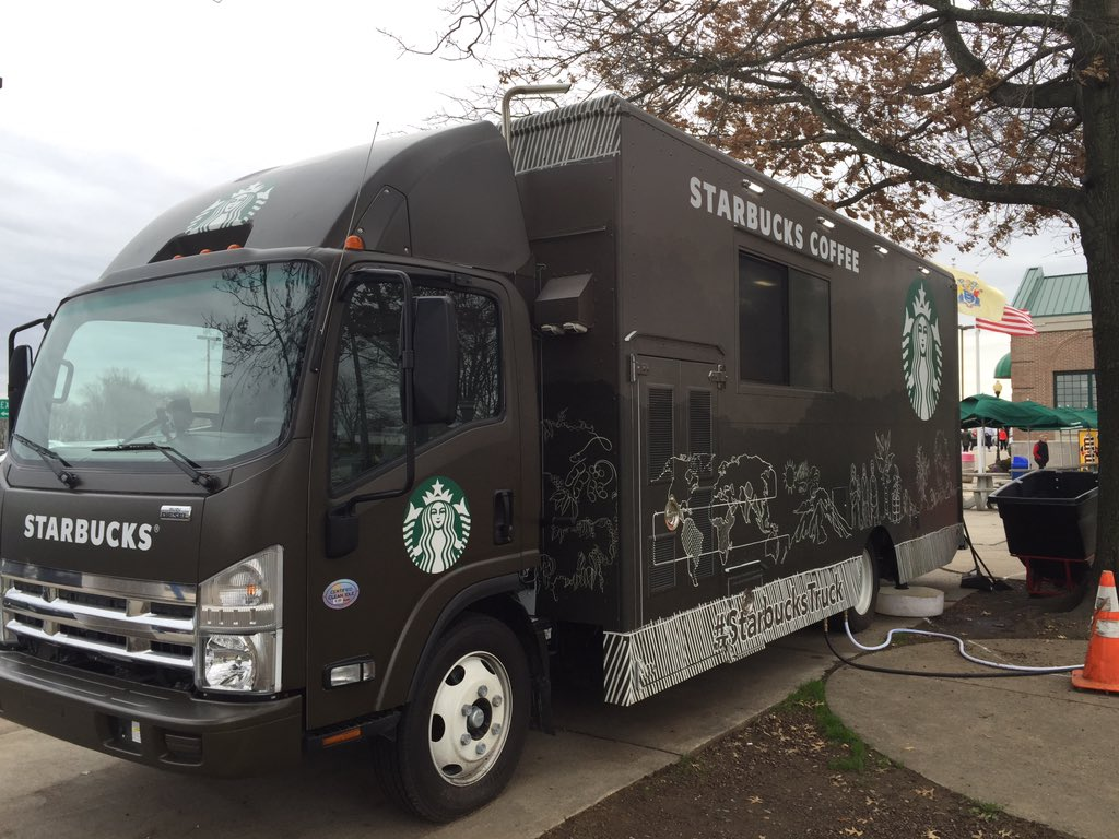Alchemy Coffee Food Truck Nj Food Trucks On Twitter Quotcheck Out The Starbucks